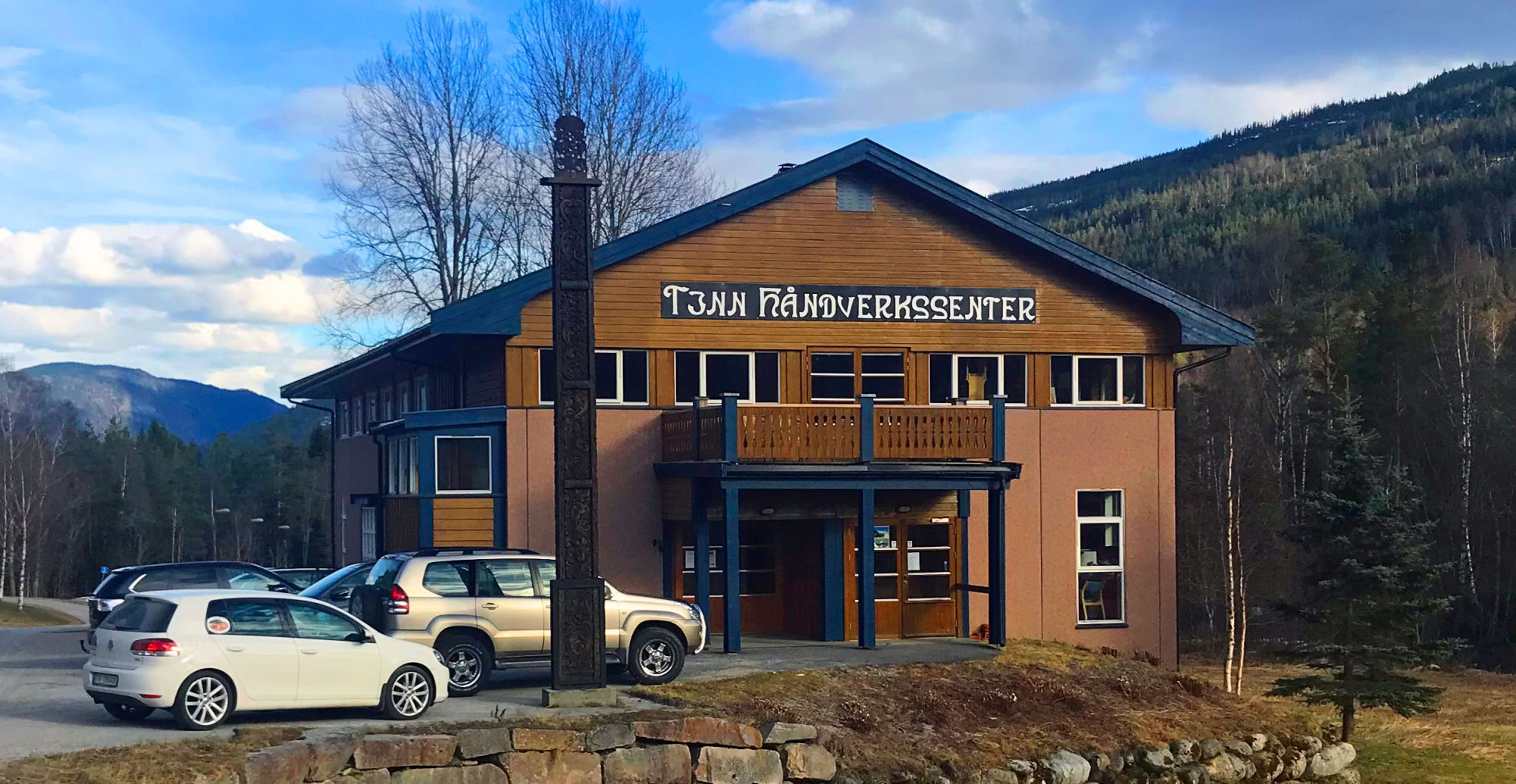 Tinn håndverkssenter AS